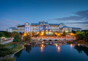 Gaylord texan shot