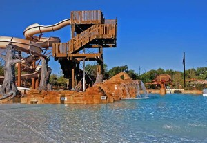 gaylord waterslide